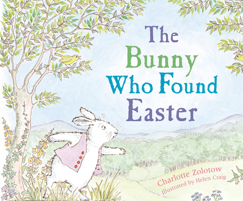 The Bunny Who Found Easter Cover Image