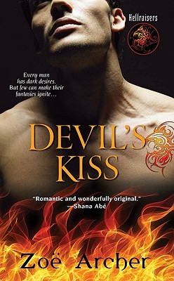 Cover for Devil's Kiss