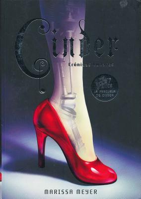 Cinder Cover Image