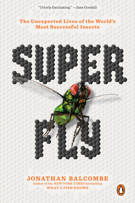 Super Fly: The Unexpected Lives of the World's Most Successful Insects Cover Image