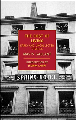 The Cost of Living: Early and Uncollected Stories Cover Image