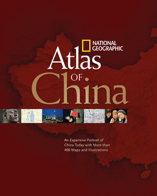 National Geographic Atlas of China Cover