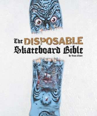The Disposable Skateboard Bible Cover Image