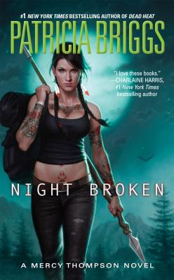 Night Broken (A Mercy Thompson Novel #8) Cover Image
