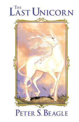 The Last Unicorn (Graphic Novel) Cover Image