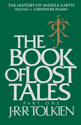 Cover for The Book of Lost Tales