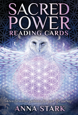 Sacred Power Reading Cards: Transforming Guidance for Your Life Journey (Reading Card Series) Cover Image