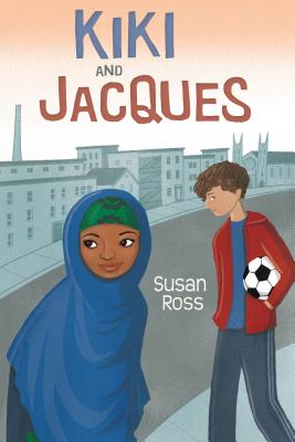 Cover for Kiki and Jacques