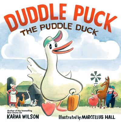 Duddle Puck: The Puddle Duck Cover Image