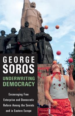 Cover for Underwriting Democracy