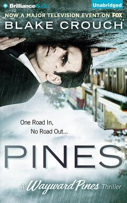 Pines (Wayward Pines #1) Cover Image