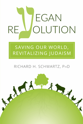 Cover for Vegan Revolution