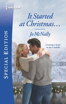 It Started at Christmas... Cover Image