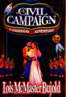 A Civil Campaign Cover