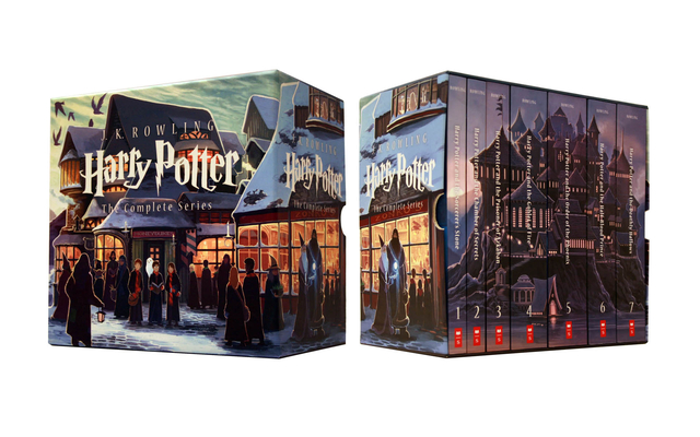 Harry Potter Special Edition Paperback Boxed Set: Books 1-7 Cover Image