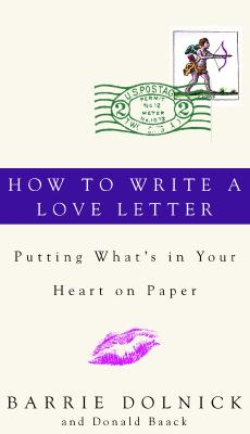 How to Write a Love Letter Cover