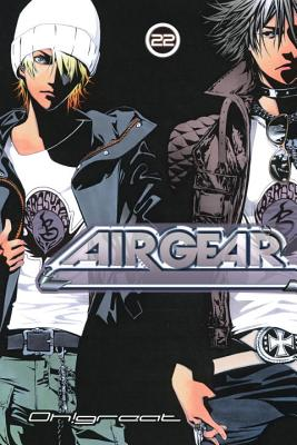 Air Gear, Volume 22 Cover
