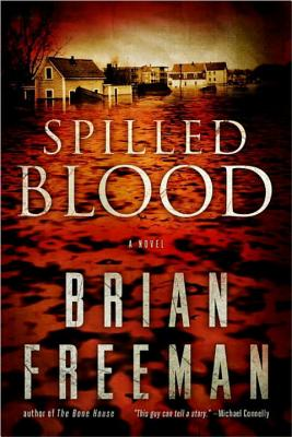 Spilled Blood Cover