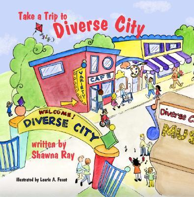 Take a Trip to Diverse City cover