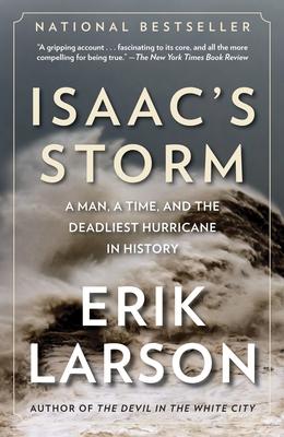 Isaac's StormErik Larson