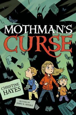 Cover for Mothman's Curse