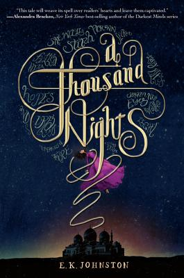 Cover for A Thousand Nights