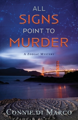 All Signs Point to Murder (Zodiac Mystery #2) Cover Image