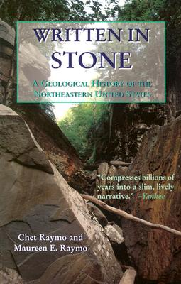 Written in Stone: A Geological History of the Northeastern United States Cover Image