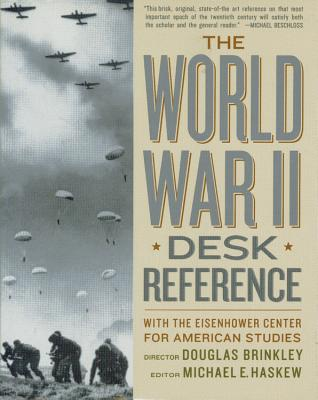 World War II Desk Reference Cover Image