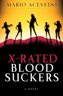 X-Rated Bloodsuckers Cover Image