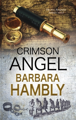 Cover for Crimson Angel