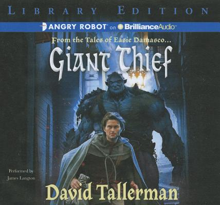 Giant Thief Cover