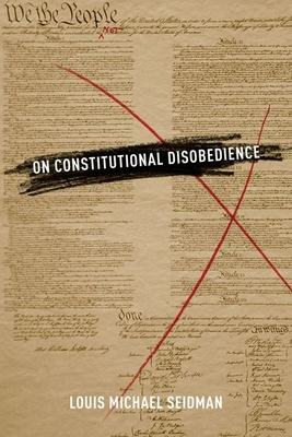 On Constitutional Disobedience Cover Image