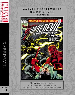 Marvel Masterworks: Daredevil Vol. 15 Cover Image