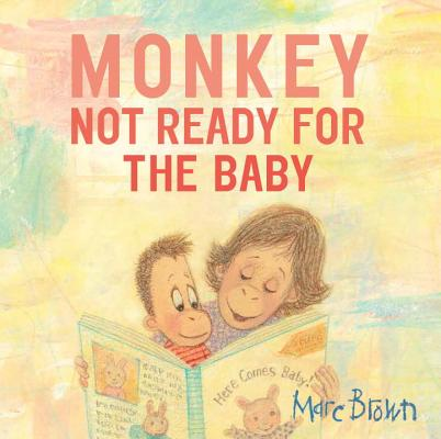 Monkey: Not Ready for the Baby Cover Image