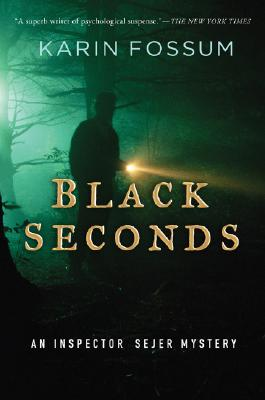 Black Seconds Cover