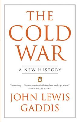 The Cold War: A New History Cover Image