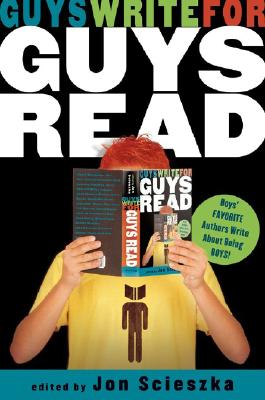 Guys Write for Guys Read Cover