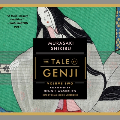 The Tale of Genji, Volume 2 Cover Image