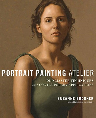 Portrait Painting Atelier Cover