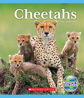 Cheetahs (Nature's Children) Cover Image