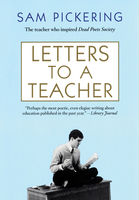 Cover for Letters to a Teacher