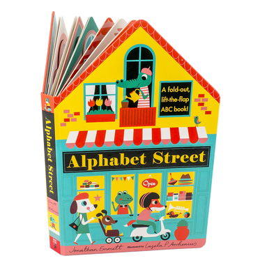 Alphabet Street Cover Image