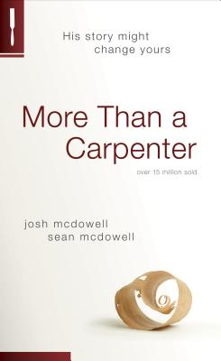 More Than a Carpenter Cover Image