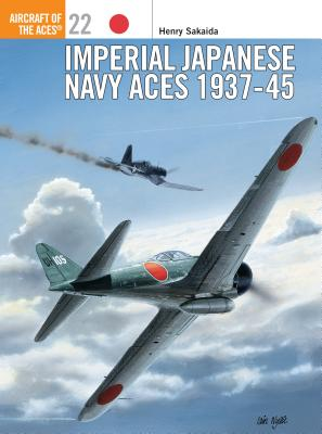 Imperial Japanese Navy Aces 1937 45 Cover