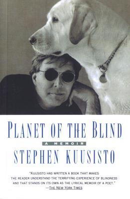 Planet of the Blind: A Memoir Cover Image