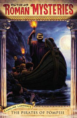 Roman Mystery 3 Pirates of Pompeii Cover