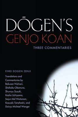 Cover for Dogen's Genjo Koan