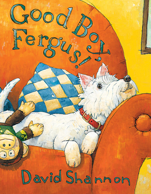 Good Boy, Fergus! Cover