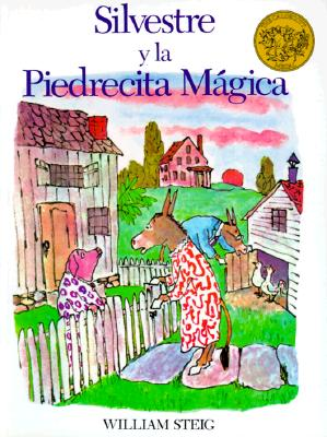 Silvestre y la Piedrecita Magica = Sylvester and the Magic Pebble Cover Image